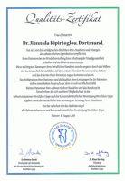 2010-Qualitäts-Zertifikat